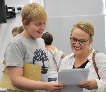 Post 16 and GCSE results 2018
